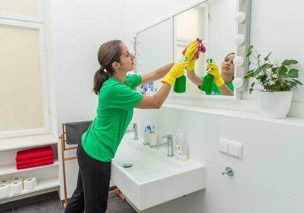 Dịch vụ vệ sinh công nghiệp tại Thành phố Hồ Chí Minh