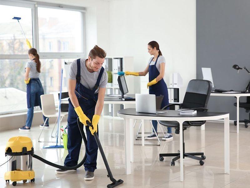 Bí quyết dọn vệ sinh công nghiệp sạch sẽ