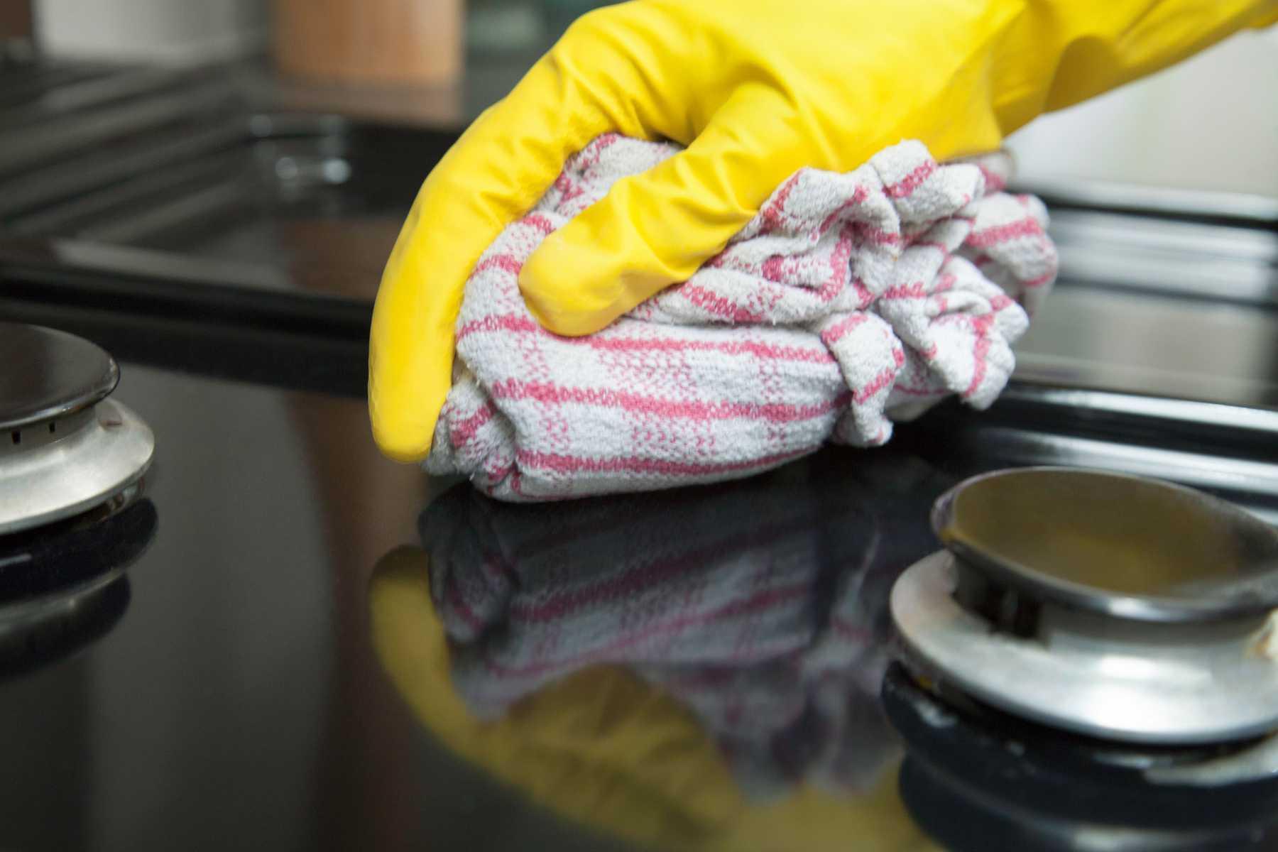 Bí quyết vệ sinh nhà bếp luôn sạch