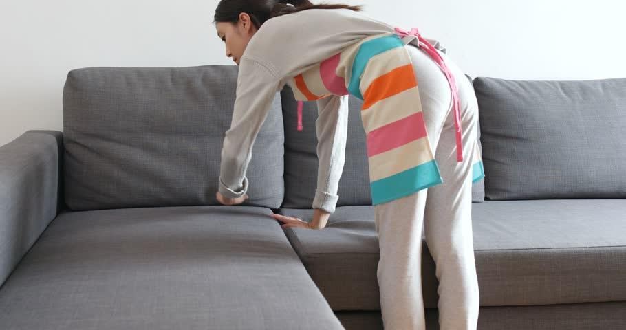 Cách bảo quản và vệ sinh ghế sofa nỉ tại nhà