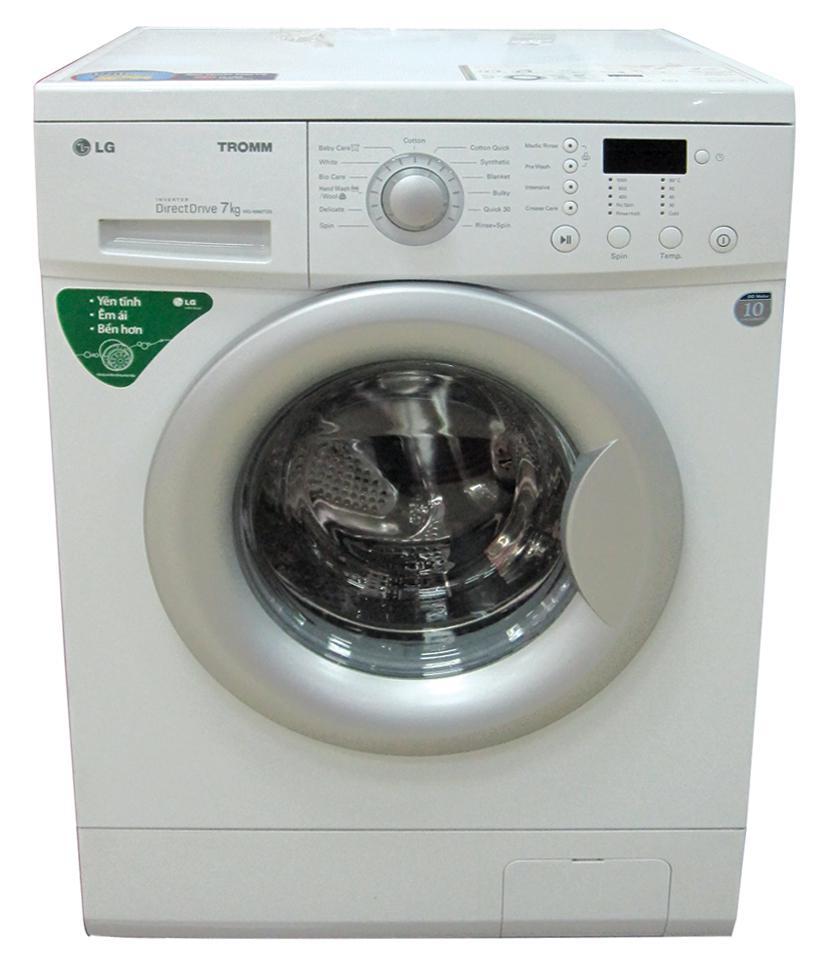 Cần phải vệ sinh lồng giặt thường xuyên