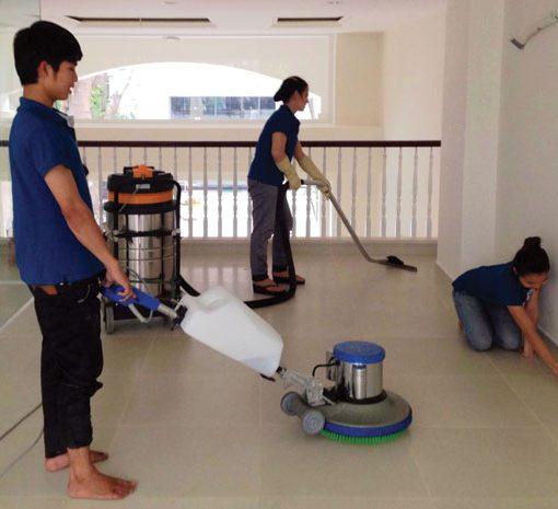 Dịch vụ vệ sinh công nghiệp Năm Sao uy tín Tại HCM