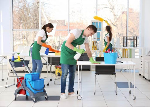 Dọn dẹp nhà cửa sạch sẽ chỉ với 60 phút