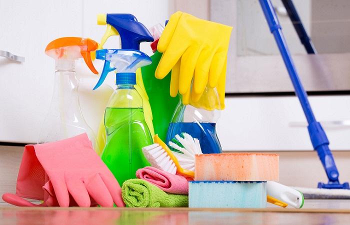 Dụng cụ làm sạch cho ngôi nhà của bạn