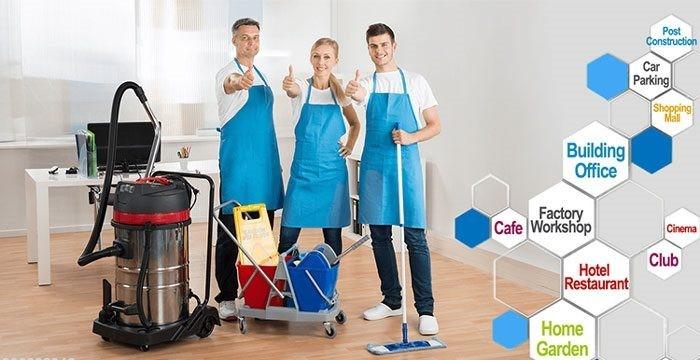 Lần đầu tiên sử dụng dịch vụ vệ sinh chuyên nghiệp và những điều bạn nên biết