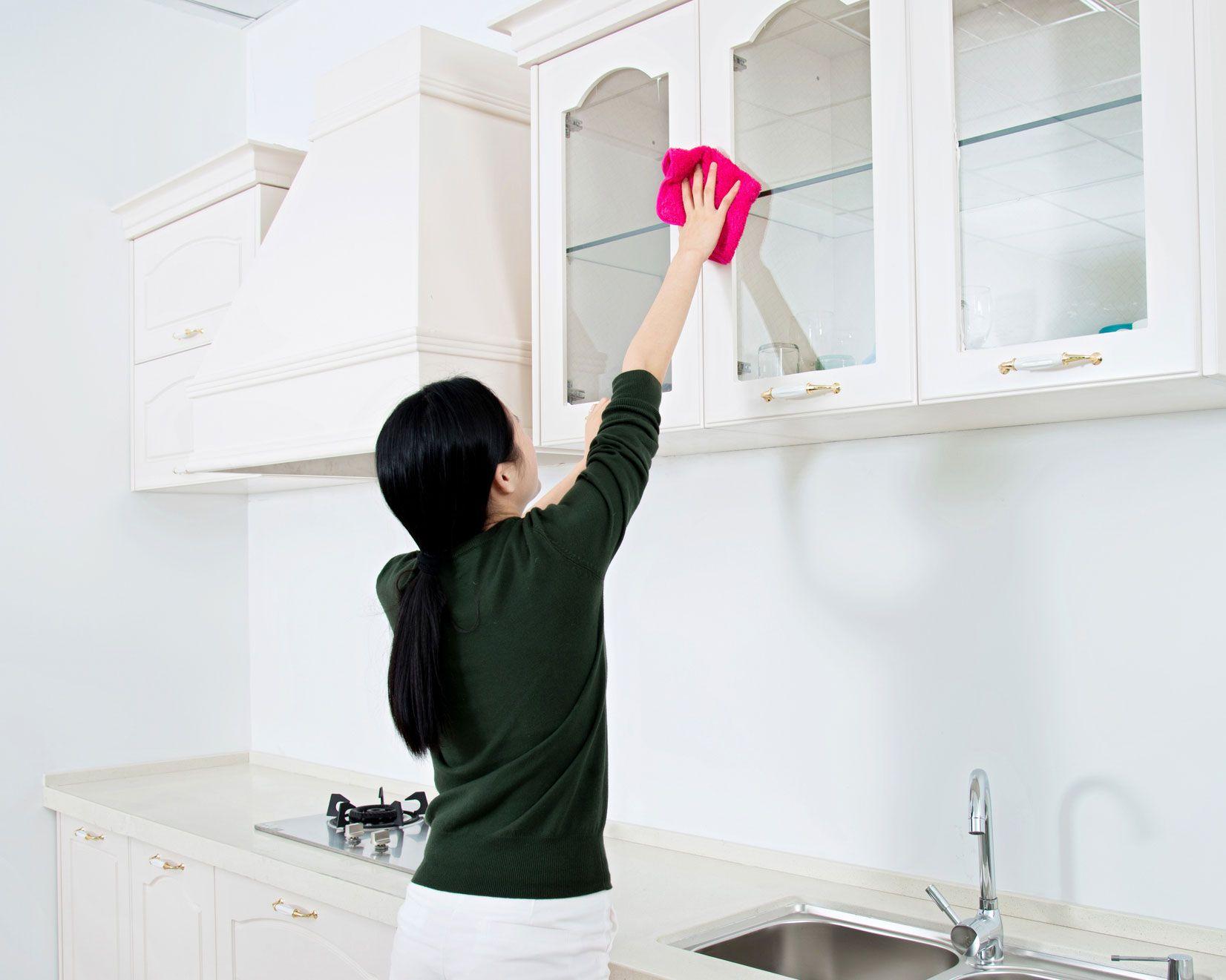 Lịch trình dọn dẹp vào thứ bảy khi bạn không dọn dẹp cả tuần