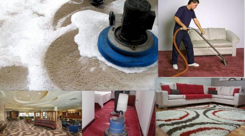 Lợi ích của việc giặt thảm thường xuyên