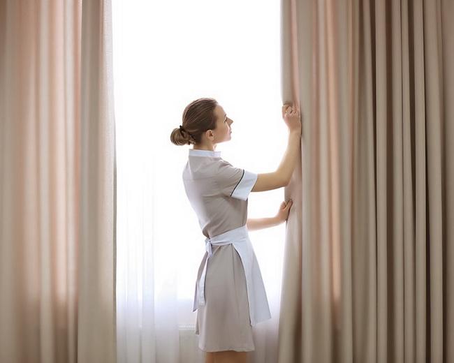 Lý do nên giặt và vệ sinh rèm cửa thường xuyên