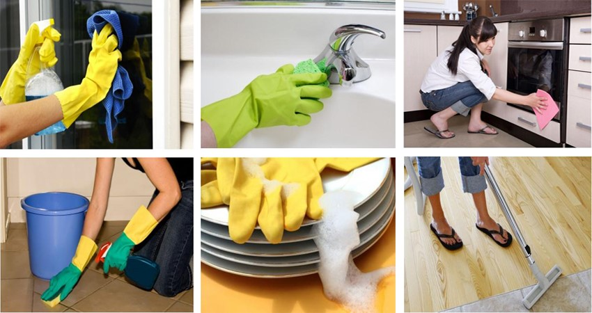 Những tiêu chí khi lựa chọn dịch vụ vệ sinh nhà cửa