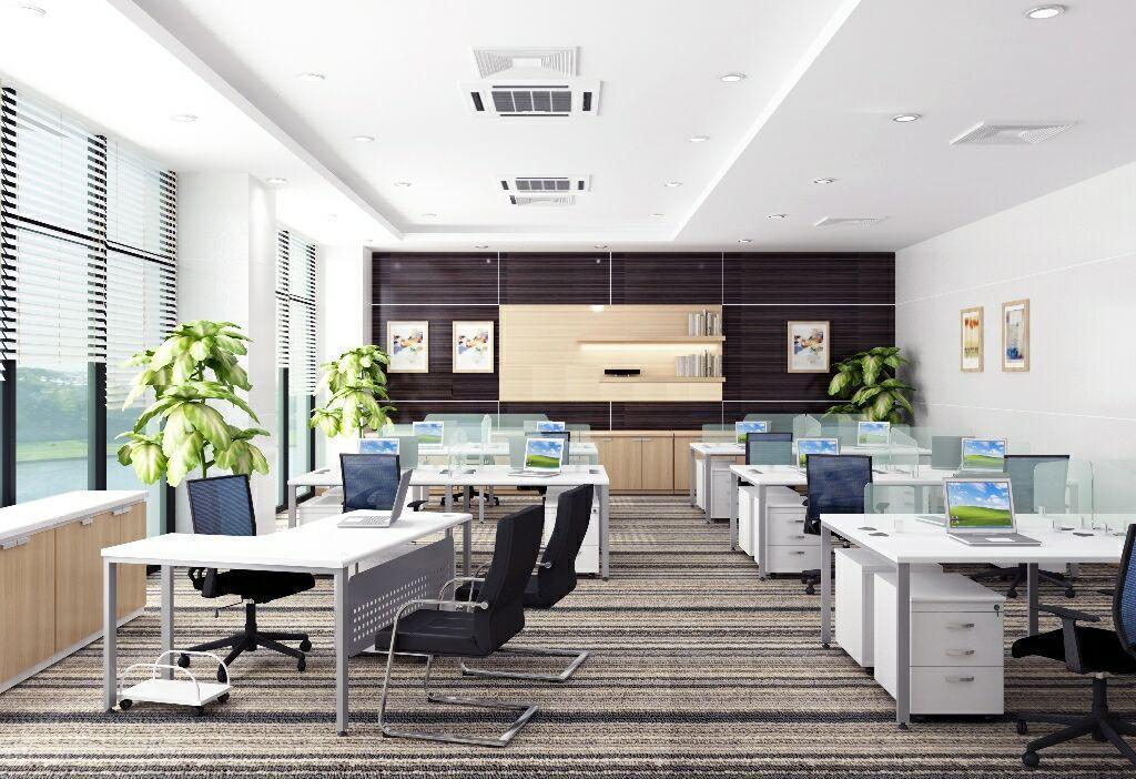 Nơi làm việc sạch sẽ mang lại lợi ích cho doanh nghiệp của bạn