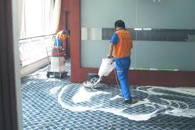 Phương pháp giặt thảm chuyên nghiệp