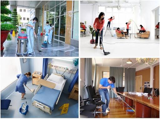 Phương pháp vệ sinh công nghiệp đạt hiệu quả cao
