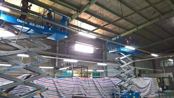 Quy trình vệ sinh nhà xưởng TPHCM theo các bước chuyên nghiệp
