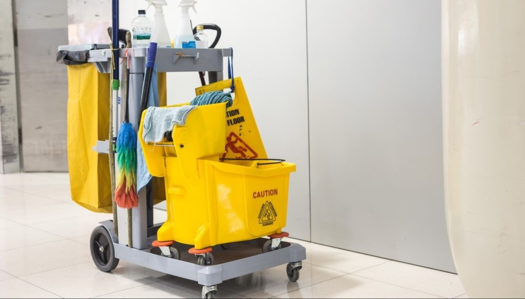 Tại sao nên sử dụng các dịch vụ vệ sinh văn phòng?