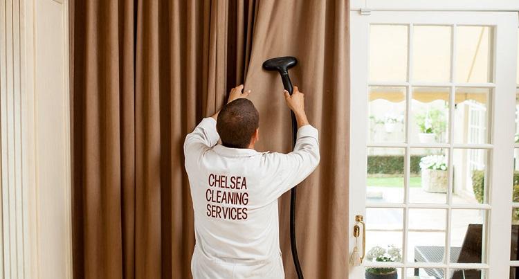 Tầm quan trọng của việc giặt vệ sinh rèm cửa màn cửa