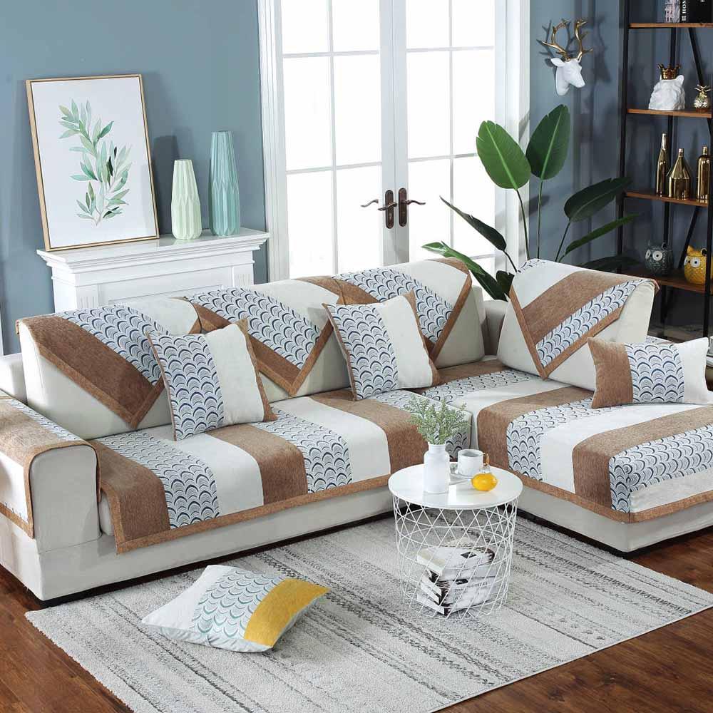 Tiết kiệm chi phí vệ sinh ghế sofa vải tại nhà