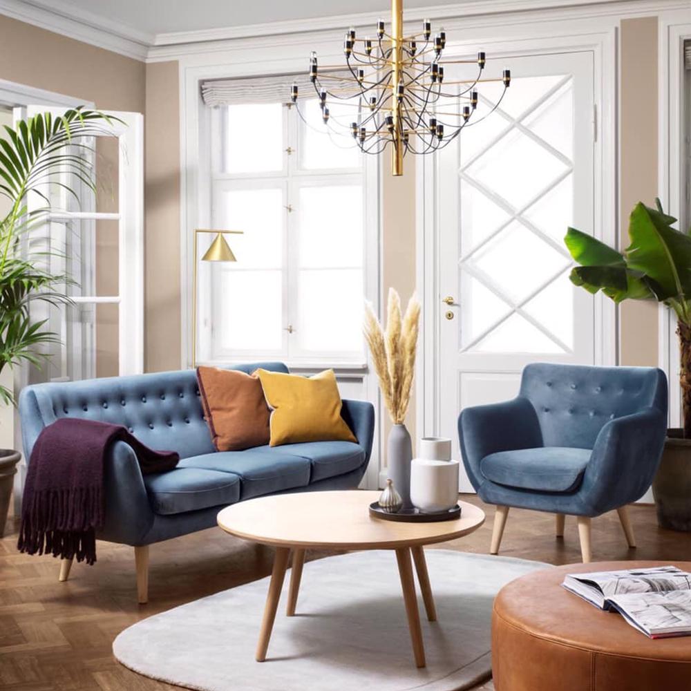 Tìm hiểu cách vệ sinh sofa nỉ tại nhà