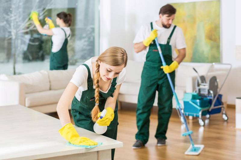Top 5 dịch vụ vệ sinh công nghiệp uy tín chất lượng tại TpHCM