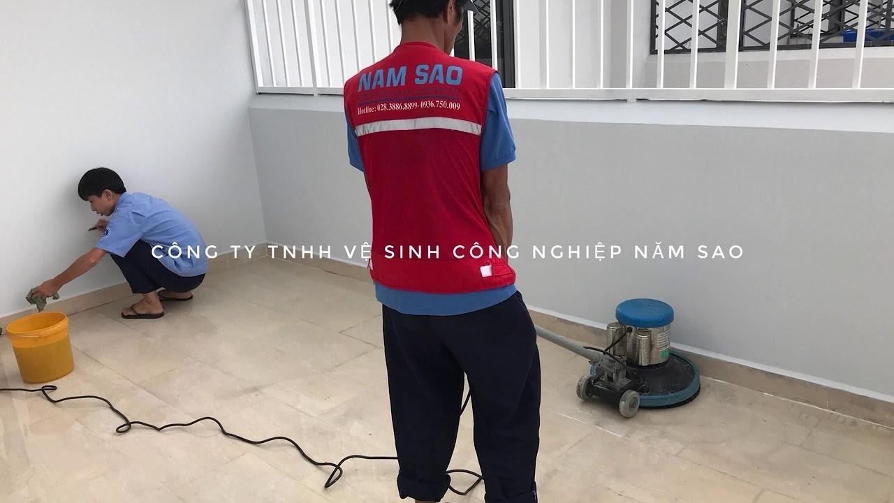 Top dịch vụ vệ sinh công nghiệp hcm giá rẻ