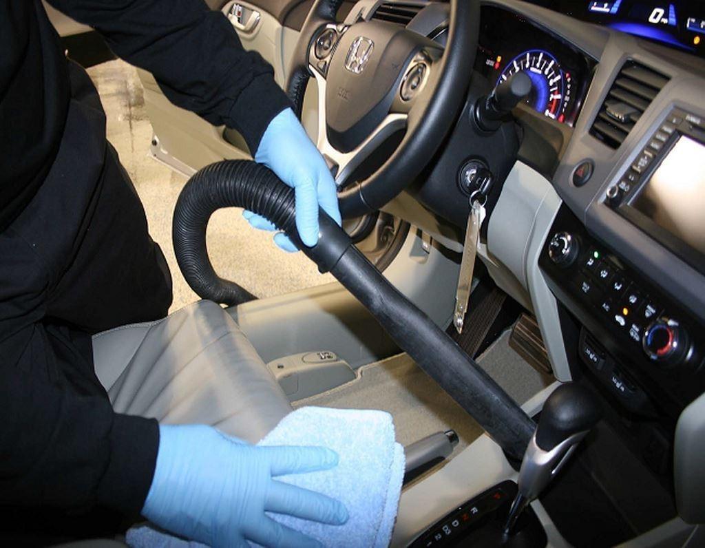 Top dịch vụ vệ sinh nội thất xe ô tô