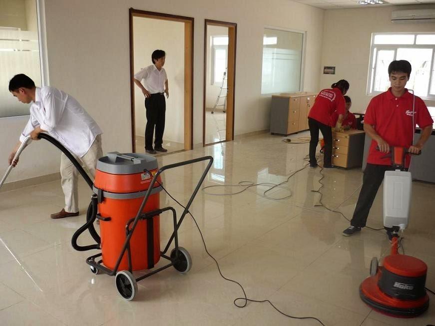 Top dịch vụ vệ sinh văn phòng chuyên nghiệp