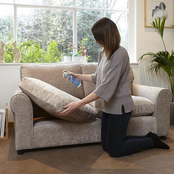 Cách vệ sinh ghế sofa đơn giản tại nhà