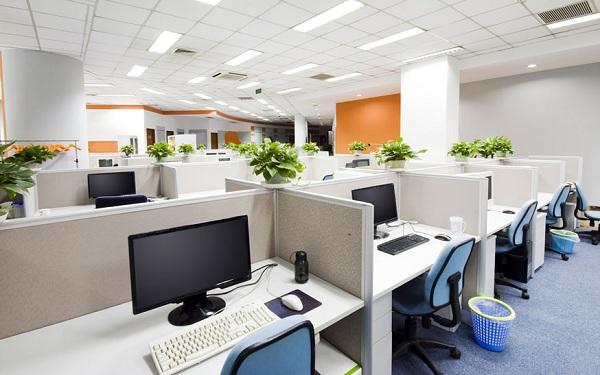 Vệ sinh văn phòng sạch bóng chất lượng cao HCM